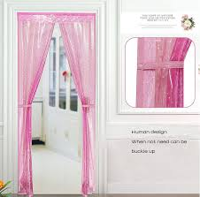new design curtains magnetic mesh door screen anti mosquito bug fly home gate door mosquito curtain