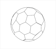 soccer field templates printable soccer field for coaches kids coloring football template