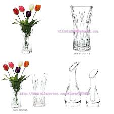 small glass vases bulk fashion design bulk le large small round glass clear plastic acrylic vases and containers tabletop decoration vase in from home