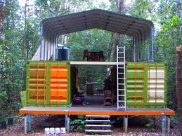 Shipping Crate Home Shipping Container Home Accommodation