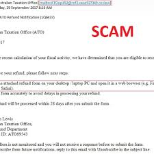 Abc - Scam Email australian The Targeting Ato News Broadcasting Corporation