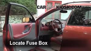 interior fuse box location nissan murano nissan interior fuse box location 2003 2007 nissan murano 2004 nissan murano sl 3 5l v6
