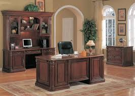 executive desk cherry solid wood office furniture new executive office decor office furniture and solid wood