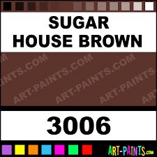 Sugar House Brown Milk Paint Casein Milk Paints 3006
