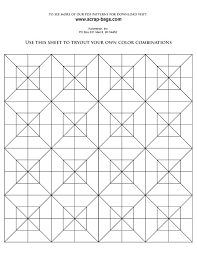 Small Picture Coloring Pages Of Quilt Patterns Best Coloring Pages