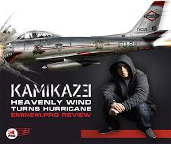 Kamikaze Heavenly Wind Turns Hurricane Review Of Eminems