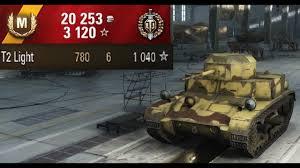 Wot T2 Light Wot T2 Light Tank Ace Tanker Top Gun