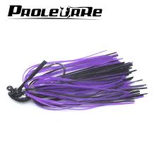 <b>1PC Spinner bait Fishing</b> Lures Squid Bass Rubber Jigs Compound ...