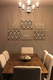marvelous modern dining room wall decor ideas with best walls on art wa modern wall decor
