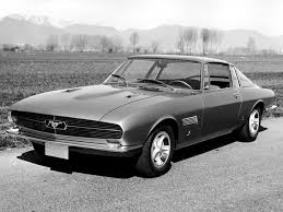 Mustang Concept (1965) – Old Concept Cars