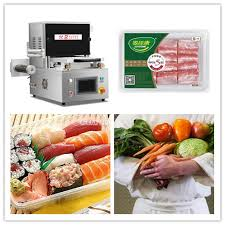 China Desktop Modified Atmosphere Packaging Machine Rs320p