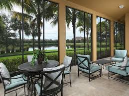 modern patio with exterior tile floors screened porch in for modern screened porch