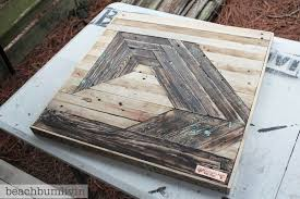 wooden pallet furniture for sale. Recycled Pallet Wood Art - Beachbumlivin Wooden Furniture For Sale