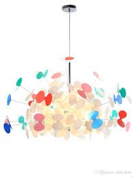 Großhandel Moderne Kronleuchter Kinderzimmer Cartoon Led Kronleuchter Led Hauptbeleuchtung Lampe Schmetterling Pendelleuchte Für Das Schlafzimmer Led