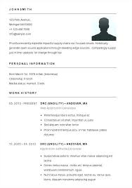 Simple Sample Resume Simple Resume Examples For Students Hotwiresite Com