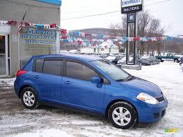 2007 Sapphire Blue Metallic Nissan Versa SL #24588172   GTCarLot ...