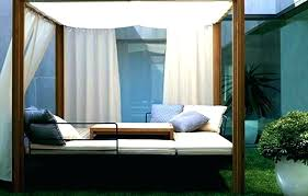 outdoor daybed with canopy – aeroportul-baneasa.info