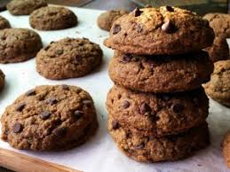 these chocolate chip protein cookies are a tasty treat that satisfies your sweet tooth with the benefits of protein