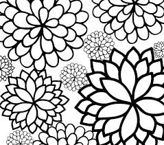 Simple Coloring Sheets This Coloring Page For Kids Features A Simple