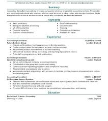 Early Childhood Consultant Sample Resume Beauteous Consultant Resume Sample Colbroco