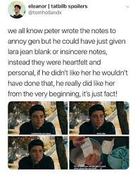 While we're super excited to watch this story play out on the small screen. Quotes Books Peter Kavinsky And Movies Image 6209163 On Favim Com