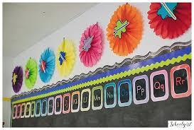 Class Decoration Ideas With Chart Paper Bedowntowndaytona Com