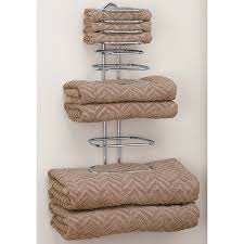 bath towel holder. Taymor Hotel Chrome Four Guest Towel Holders Keep Your Towels Dry And Clean Bath Holder