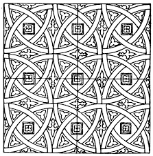 Medieval Patterns Mesmerizing Medieval Tile Circle Pattern Oktouse SCA Youth Quiet Box