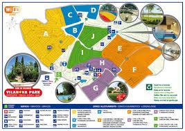vilanova park map
