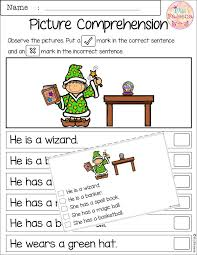 The 25+ best Picture comprehension ideas on Pinterest | English ...
