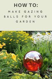 make gazing for your garden