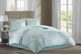 Echo Design Coverlet Echo Design Bindi Comforter Set California King Aqua