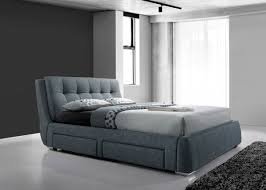 king size bed with storage drawers. Office Gorgeous King Size Bed Frame 12 NWM 3090 DARK GREY 4 X Side Drawer 600 With Storage Drawers