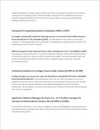 Sample Resume Of A Project Manager Best Of Entry Level Project Manager Resume Igniteresumes