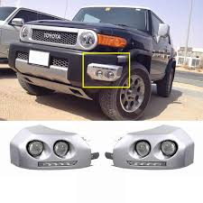 Fj Cruiser Fog Lights Oem Details About Fog Lights For Toyota Fj Cruiser 2007 2008 2009 2010 2011 2012 2013 2014 Lamps