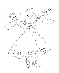 happy hanukkah coloring pages sheets looking for free printable look no images page