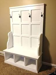 Coat Rack And Storage Awesome Shoe Rack Storage Bench Entry Storage Bench With Coat Rack Entryway