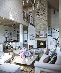comfortable family home design cottage decor in neutral colors