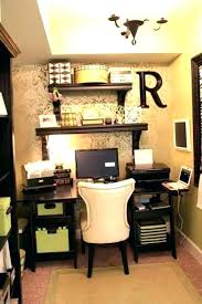 Small office idea elegant Interior Small Office Decorating Ideas Work Office Decor Ways To Make Your Cubicle Suck Less Elegant Small Decorating Ideas Pleasing Picture Size Posted By At 18 Tall Dining Room Table Thelaunchlabco Small Office Decorating Ideas Work Office Decor Ways To Make Your