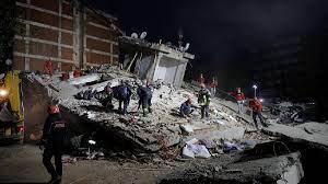 İzmir'deki deprem dünyanın gündeminde! - Son dakika dünya haberleri