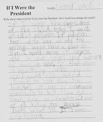 if i were president essay if i were president voices of youth