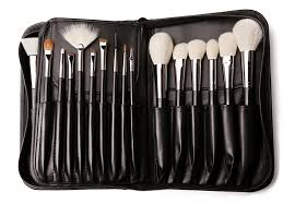 professional 15pcs make up brush high quality make up brushes set