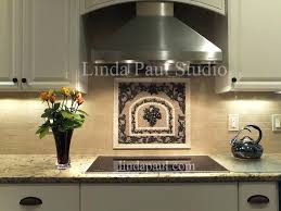mosaic kitchen backsplash tile kitchen tile murals by studio by tile murals kitchen travertine brown glass mosaic kitchen backsplash