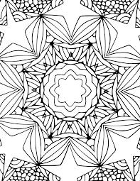 Kleurende Mandala Voor Volwassenen Gratis Kleurpaginas Om Te