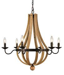 dimitri 6 light candle style chandelier