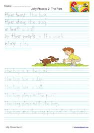 Phonics teaches a student to read by using the sounds of the letters in a word. English Esl Jolly Phonics Worksheets Most Downloaded 14 Results