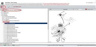 John Deere Gator Plow Wiring Diagram John Deere Gator 6X4 Parts Diagram
