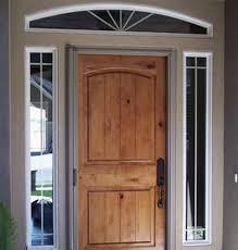 wooden front doors. Remarkable Brilliant Solid Wood Exterior Doors Lowes Front Door Design Interior Wooden