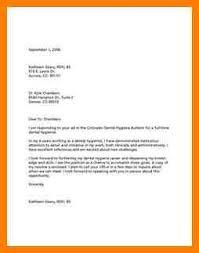 dental hygiene cover letter examples 9 dental hygienist cover letter precis format