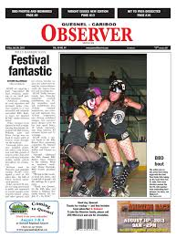 Quesnel Cariboo Observer July 26 2013 By Black Press Issuu